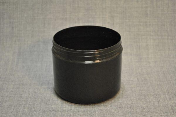 banka-plastikovaya-500-ml-chernaya-bez-kryshki
