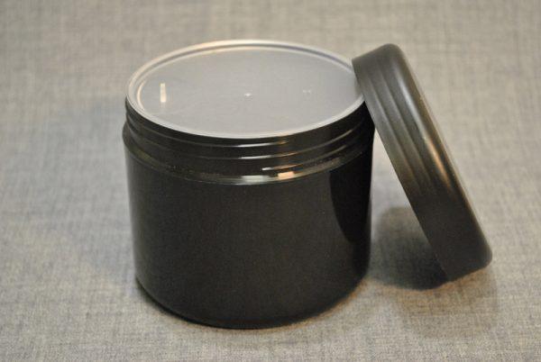 banka-plastikovaya-500-ml-chernaya-s-vkladyshem-prozrachnym
