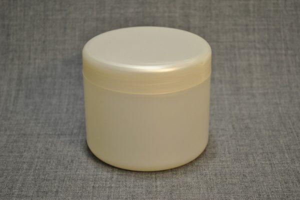 banka-plastikovaya-500-ml-perlamutrovaya-s-kryshkoy