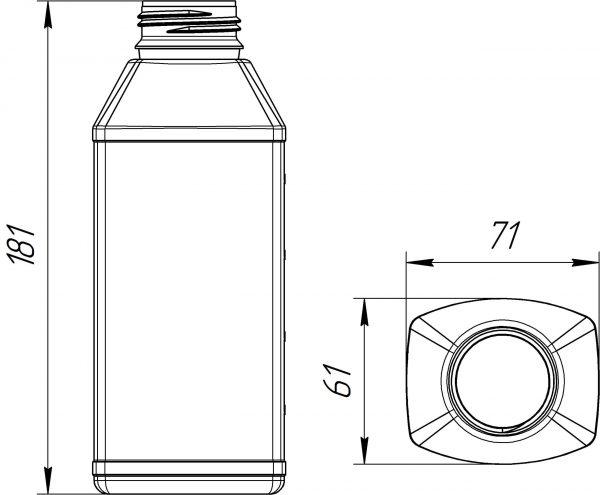 kanistra-plastikovaya-500-ml