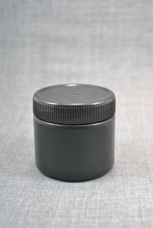 banka-plastikovaya-150-ml-chernaya-dlya-kosmetiki-foto-1