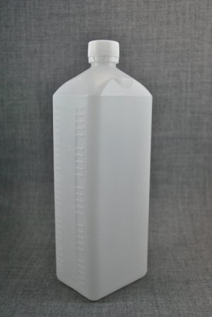 plastikovaya-kanistra-1-litr-prozrachnaya-s-kryshkoy-s-kontrolem-pervogo-vskrytiya-foto-2
