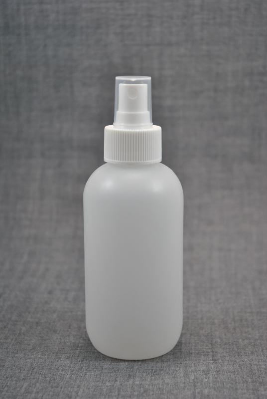 plastikovyy-flakon-200-ml-prozrachnyy-s-knopochnym-raspylitelem-foto-1