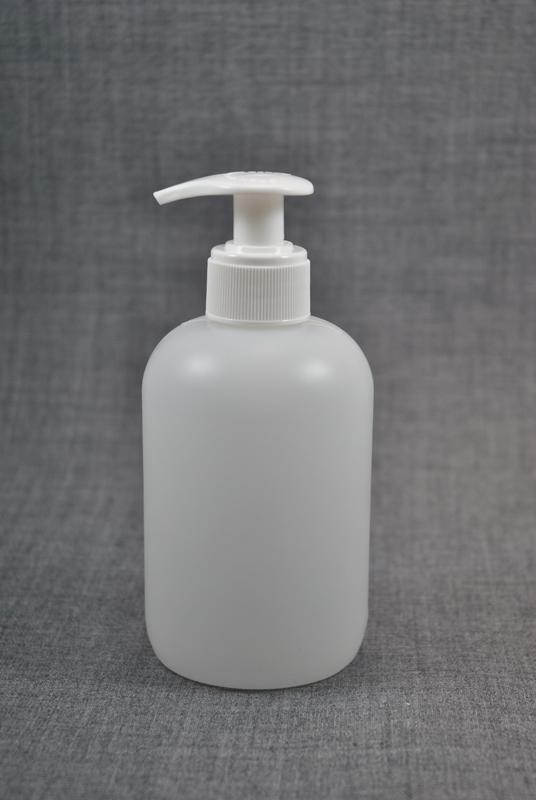 plastikovyy-flakon-330-ml-prozrachnyy-s-dozatorom-dlya-zhidkogo-myla-foto-1